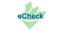 E-Check logo in STK390-120 page